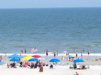 Photo for DIRECT OCEANFRONT**AWESOME VIEW***.ONLY 2 SUMMER WEEKS OPEN*** 8/3 &8/10***