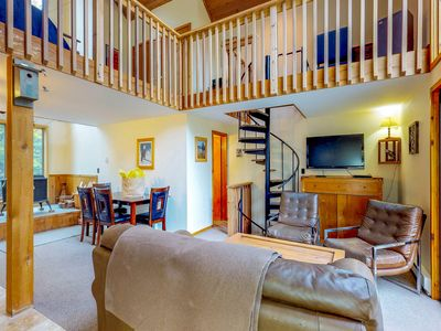 Photo for Dog-friendly cottage w/ deck & beautiful views - close to golf, skiing, & trail