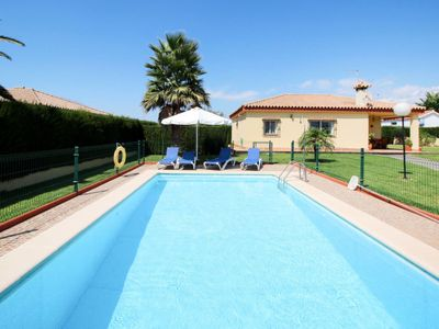 Photo for 3 bedroom Villa, sleeps 6 in Fuente del Gallo with Pool and WiFi