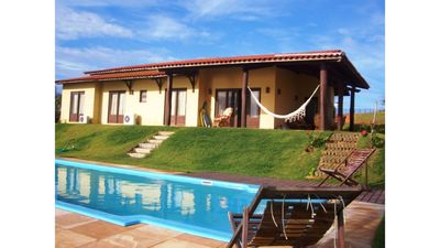 Photo for Master Chalet with Pool - Zumbi - RN