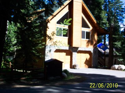 Photo for Lakeside Chalet- Rare Tahoe Pines Local- Park & Relax- Walk to Lake!