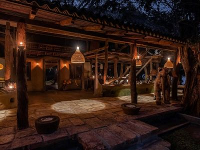 Photo for Banyan Camp for couple (unit 2)