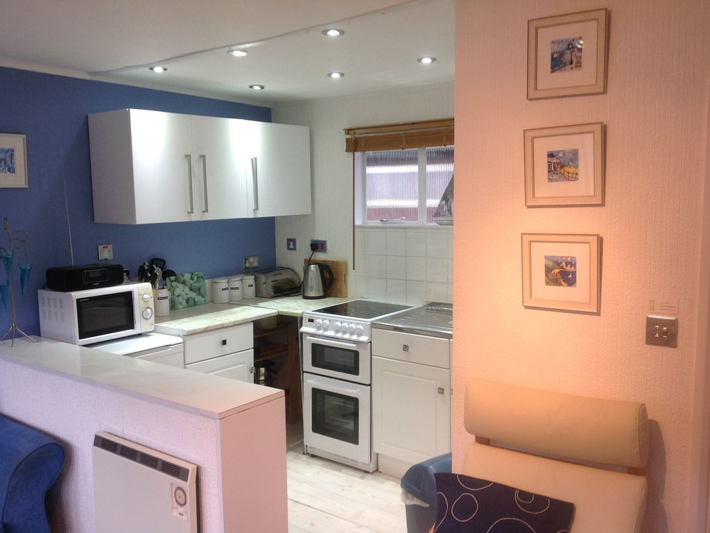 Self catering 2 bed chalet: Ideal for young and old alike - some ...