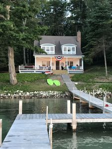 Photo for 4BR Cottage Vacation Rental in Boyne City, Michigan