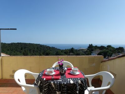 Photo for SEMI-DETACHED HOUSE WITH VIEWS, Ref KANDI