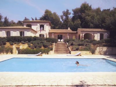 Photo for Peaceful Villa With Private Pool And Grounds, Close to Beaches - Sleeps 8