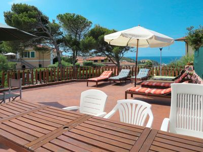 Photo for Vacation home I Macchiaioli (CTG170) in Castiglioncello - 8 persons, 3 bedrooms