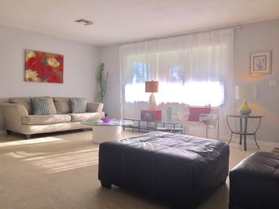 Photo for Cute, Clean & Bright Home in Wilton Manors/Fort Lauderdale and 3 Miles to Beach