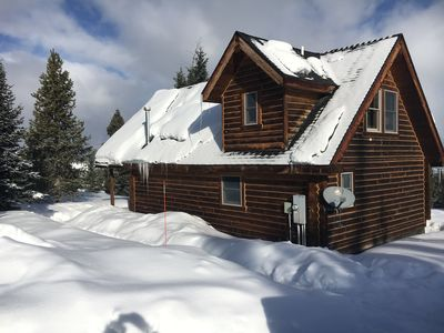 Photo for Luxury Cabin located near Big Sky and Yellowstone Park!