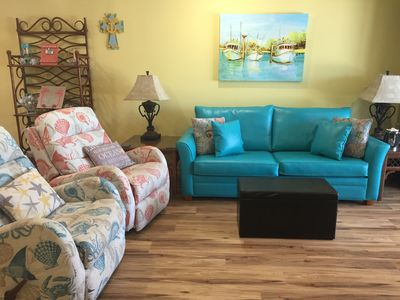 Photo for SPRING PRICES ARE IN!Look, Book & Save MONEY! Seaside Beach & Racquet Club #1309