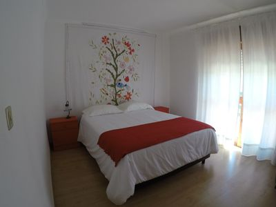 Photo for Balcony House 500mts From The Beach In A Very Quiet Place Around There Are Monu
