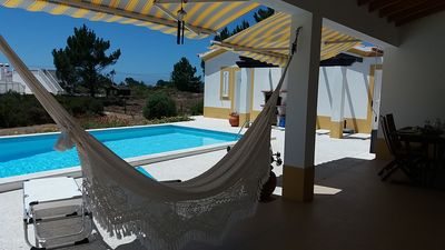 Photo for Villa with pool, garden, BBQ, in the heart of Costa Vicentina. WeLoveIt!