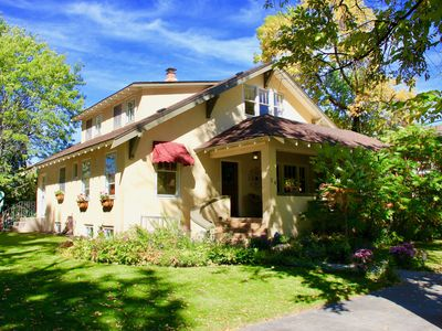 Photo for Family-Friendly Craftsman in Historic District - Walk To Downtown & CC