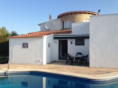 Photo for Villa Rondel with Private Pool in S'Albufera Nature Reserve