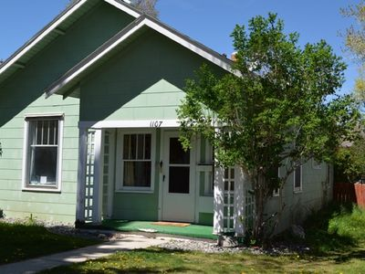 Photo for Cozy 2-Bedroom House in Downtown Cody!