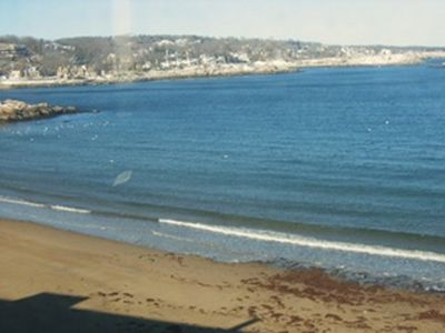 Photo for Seasonal Furnished(Weekly  Monthly)Lovely lg 1 bedroom private deck Ocean Front