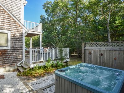 Photo for #445: Great Eastham Location! Hot Tub, Central A/C, Dog Friendly!