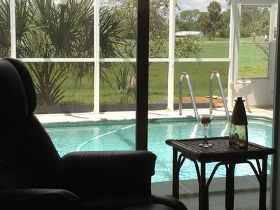 Photo for 3 Bedroom Luxury Pool Home In Port Charlotte