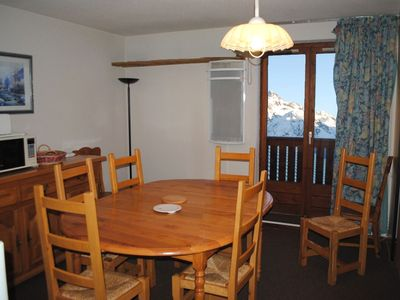 Photo for Comfort Apartment 6-8 people, Ski feet