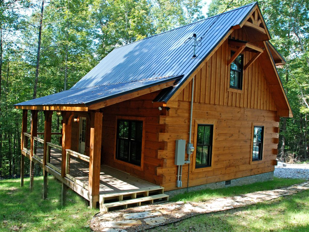 riverfront mountain jacuzzi is rental pin east on in a ocoee chattanooga vrbo diamond fireplace tn river nashville vacation br cabin the log cabins near this