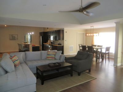 Photo for IMG Golf elegant newly renovated 3 bed private home, heated pool, in safe area
