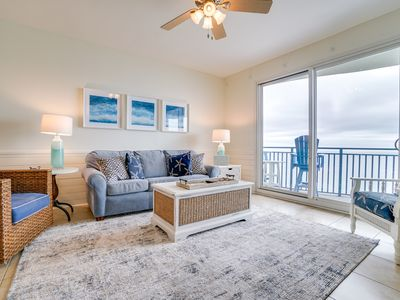 Photo for 3br/3ba  3 King Brs. 2 gulf front suites. Brand New!😍😍😍