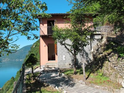 Photo for Vacation home Ca Rossa (PLZ140) in Porlezza - 4 persons, 2 bedrooms
