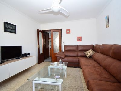 Photo for 3 Bed Apartment walking distance to Torremolinos town centre, train and beach!