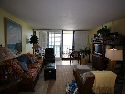 Photo for Ocean Front Condo! Close to Shopping & Dining!