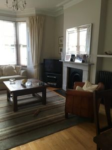 Photo for Lovely North London garden apartment minutes from Hampstead Heath
