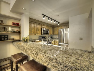 Photo for Luxury Condo at Breckenridge's only ski-in AND ski-out downtown location