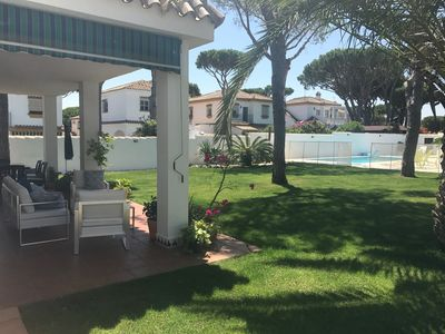 Photo for Villa for rent only 650 meters from the beach - Private Pisicina - 750m2 plot