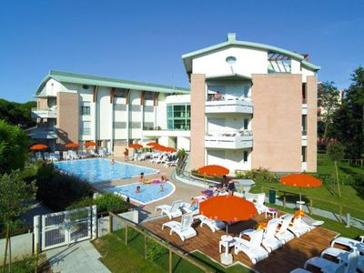 Photo for Holiday resort Parco e Acacie, Bibione Pineda  in Venetische Adria - 6 persons, 2 bedrooms
