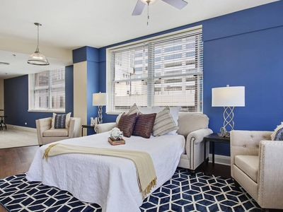 Photo for ★ Fine New Orleans Condo located Downtown