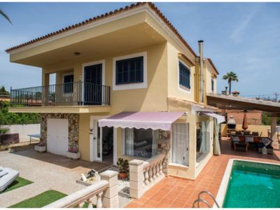 Photo for Beautiful Villa Levante WIFI Pool close to the beach