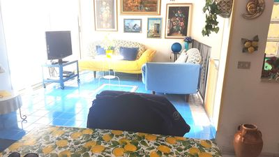 Photo for Beautiful home in Taormina -house in the center of Taormina, a fifty me