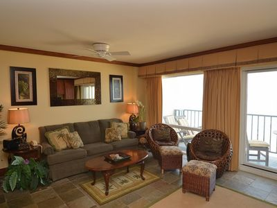 Ocean Front Studio Condo on the Rehoboth Beach!
