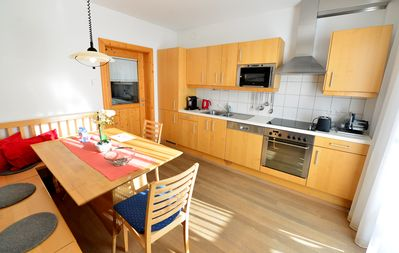 Photo for Apartment with private beach, playground and spa Golz 1