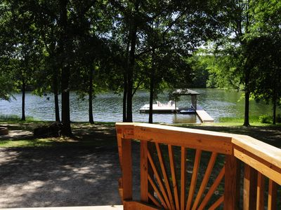 Photo for Blue Skies At Lake Anna, A Phenomenal Waterfront Retreat