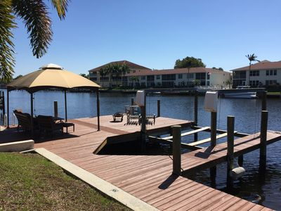 Photo for Waterfront Paradise 4/2/2 Huge Pool Home