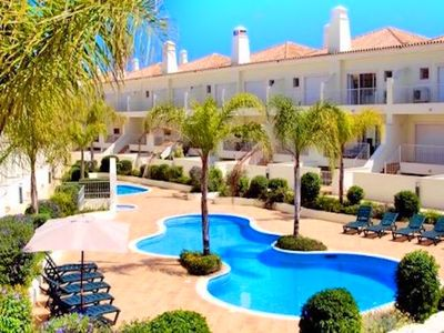 Photo for 3 Bedroom Holiday Villa with Pool in Boliqueime near Vilamoura, golf nearby