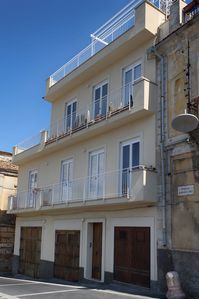 Photo for b & b in the historic center, with a panoramic terrace, 400 meters from the sea