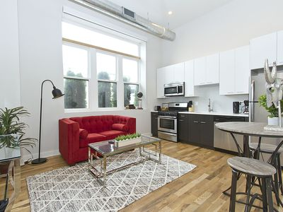 Photo for Sonder | Six Points | Sunny 1BR + Laundry