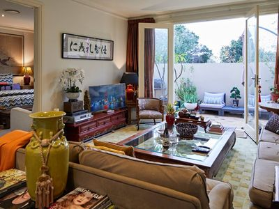 Photo for Eclectic 2 bed/2 bath in Armadale with parking