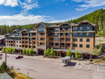 Photo for **New owners and new to vrbo** Immaculate ski in ski out condo