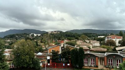 Photo for Apartment T3 Aubagne, nice view terrace