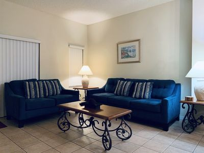 Photo for Spectacular 3-Bedroom 2.5-Bathroom Townhouse with Community Pool in Emerald Island Resort