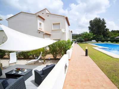 Photo for Vacation home Patata in Calpe/Calp - 7 persons, 3 bedrooms