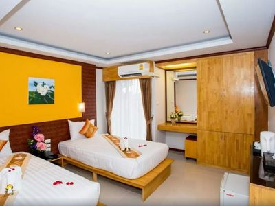 Photo for Phunara Residence - Deluxe Twin With Balcony 7