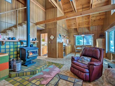 Photo for NEW! Bear Valley Cabin - Ski to XC Trails!